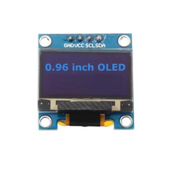 SAMM - OLED Ekran I2C 0.96
