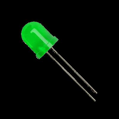 10mm Yeşil LED