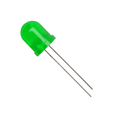 LED 10 mm Yeşil