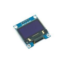 1.3 inch 128x64 Beyaz Oled Grafik Lcd Ekran SSD1306 4 Pin I2C - Thumbnail