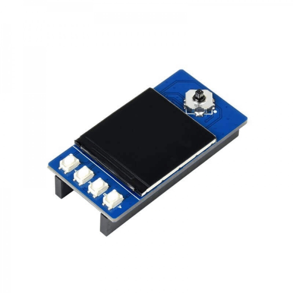 1.3inch LCD Display Module for Raspberry Pi Pico, 65K Colors, 240×240 - SPI - Thumbnail