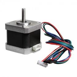 SAMM - 17HS3001-20B 3D Yazıcı Step Motor Nema 17 Model