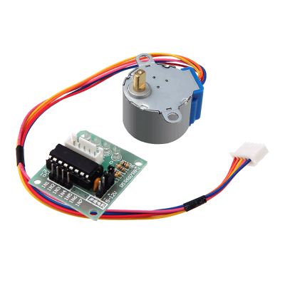 28BYJ-48 Stepper Motor with ULN2003 driver card