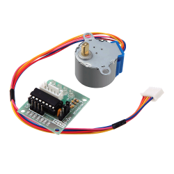 Çin - 28BYJ-48 Stepper Motor with ULN2003 driver card