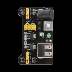 SAMM - 3.3V/5V Breadboard Power Card