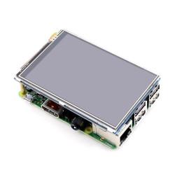 Raspberry Pi 3.5 inç Dokunmatik TFT LCD ekran - Thumbnail