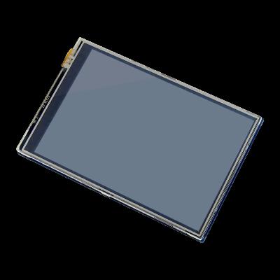 3.5 بوصة تعمل باللمس TFT LCD مصممة لل راسبيري باي