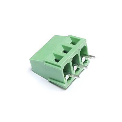 3 Pin 1 No 5.08 mm Klemens Yeşil