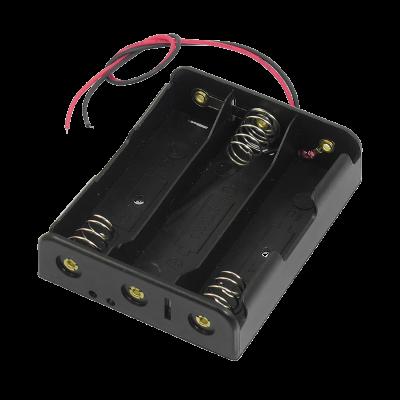 3x1 AAA Battery Holder