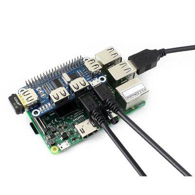 4 Ports USB HUB HAT