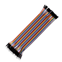 SAMM - 40 وصلة كهربائية ذكر-انثى