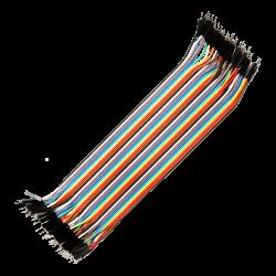 SAMM - 40 Male-Male Jumpers Set