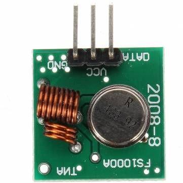 433 MHz RF Kablosuz