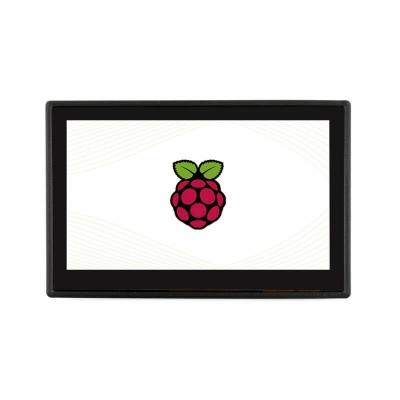 4.3inch Kapasitif Dokunmatik Ekran - DSI Interface, 800×480 Koruma Kasalı