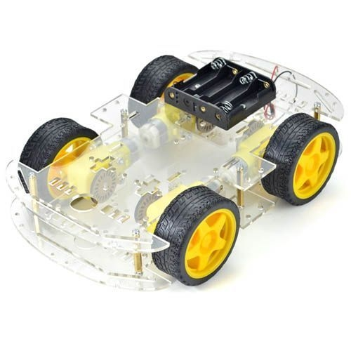 4WD Çift Katlı Araba Kiti - Thumbnail