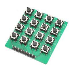 SAMM - 4x4 Yeşil Tuş Takımı-Keypad