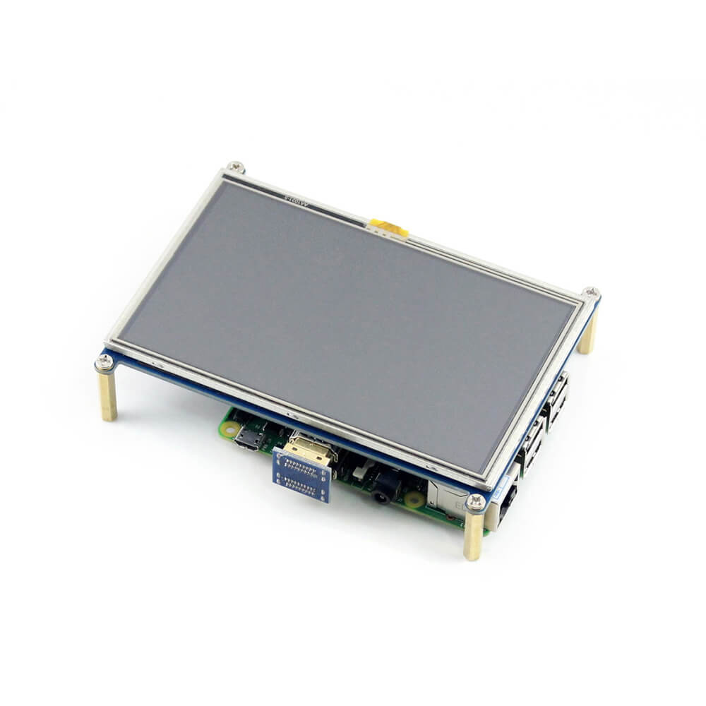 5 inch HDMI LCD Touch Screen for Raspberry Pi - WaveShare