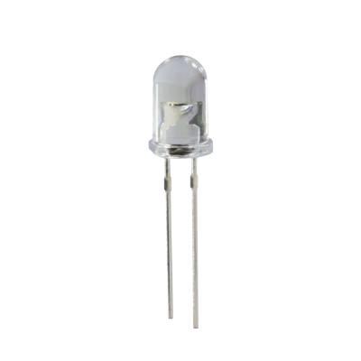 5MM Clear White Led
