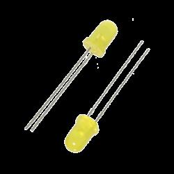 Çin - 5MM Sarı Led