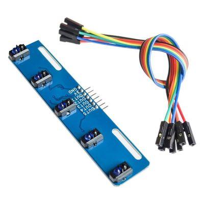 5'Li Çizgi Takip Sensörü Modülü TCRT5000