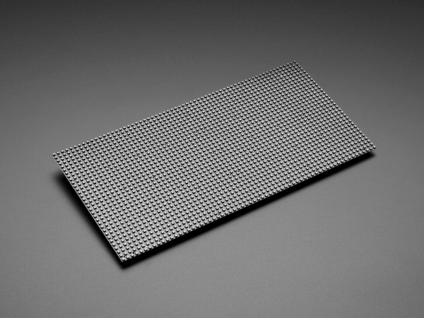 Adafruit - 64x32 Esnek RGB LED Matrisi - 4mm Aralıklı