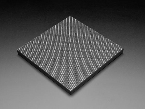 Adafruit - 64x64 RGB LED Matrisi - 3mm Aralıklı - 192mm x 192mm