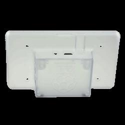 Waveshare - علبة حماية / كفرشاشة لمس 7 إنش راسبيري باي - لون شفاف