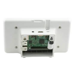 علبة حماية / كفرشاشة لمس 7 إنش راسبيري باي - لون أبيض - Thumbnail