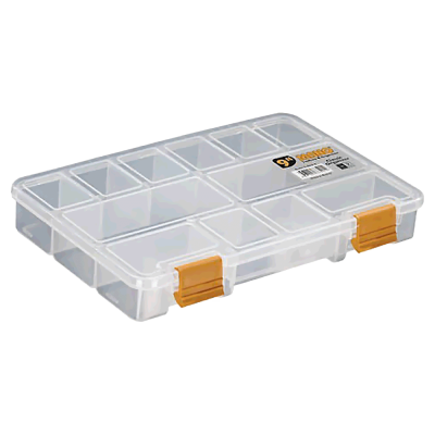 9'' Clear Tool Box