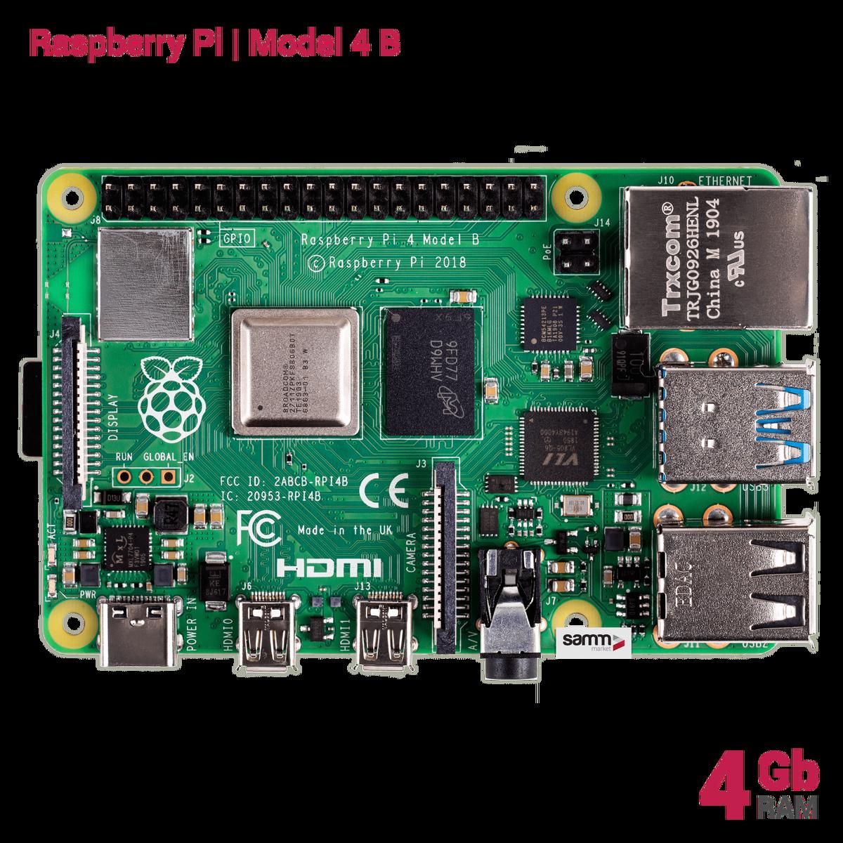 Raspberry Pi 4 Kombin (1)