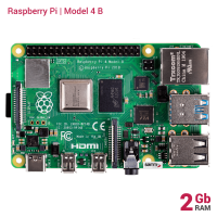 Raspberry Pi 4 Kombin - Thumbnail