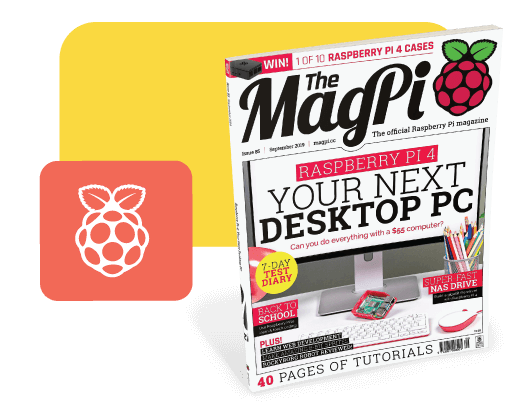 MagPi 85th Issue is Out!
