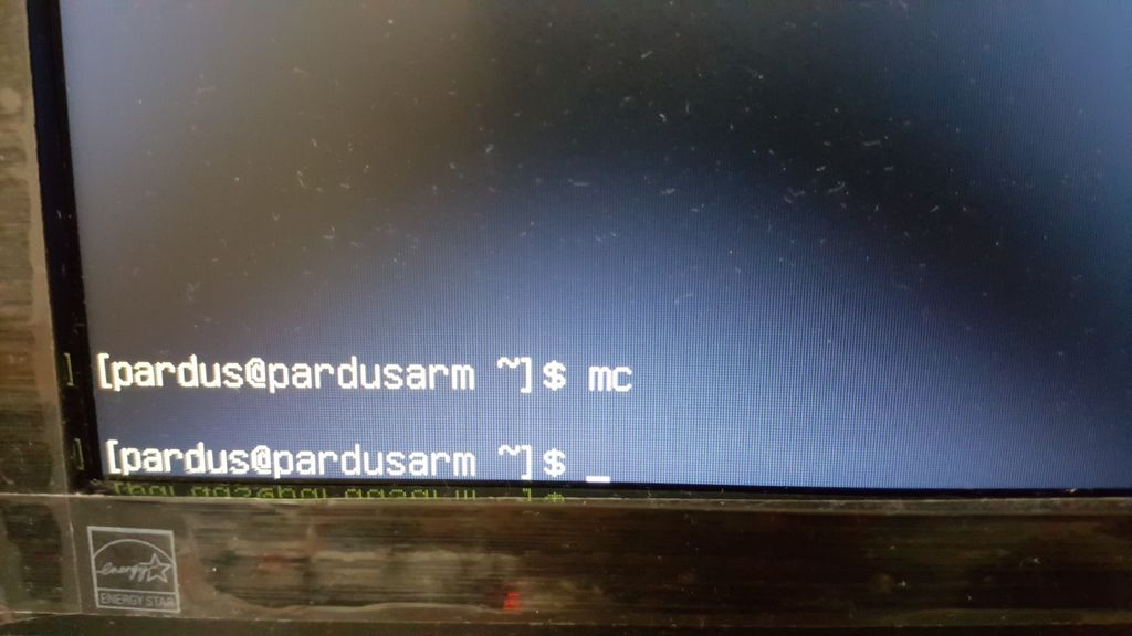 Pardus Operating System Raspberry Pi - 48