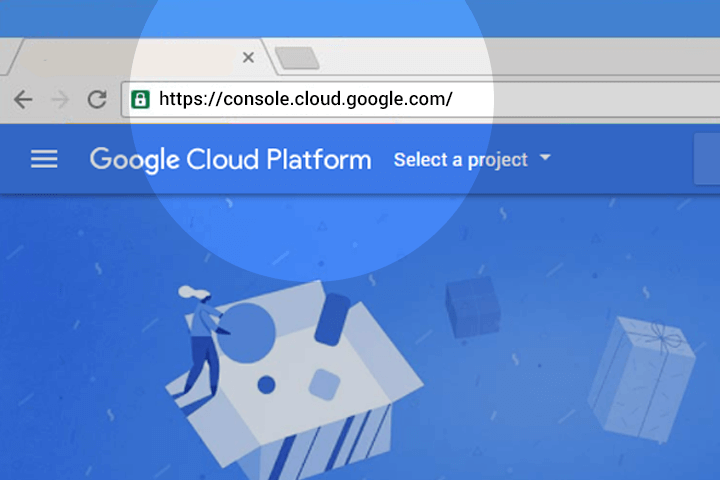 Connecting Google Voice Kit to Google Cloud API Platform 1b
