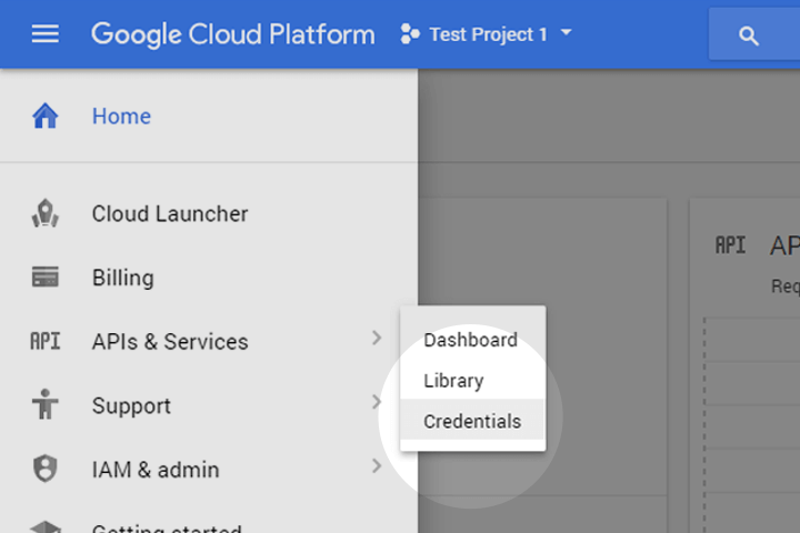 Google Voice Kit, Cloud API Platform a Bağlamak 7