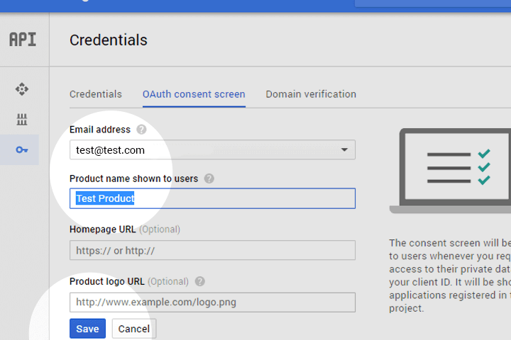 Connecting Google Voice Kit to Google Cloud API Platform 8