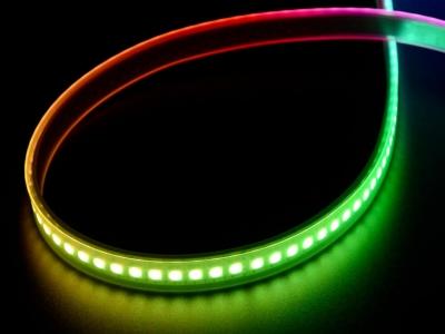 Adafruit DotStar Dijital LED Şerit - Beyaz 144 LED/m - 1m