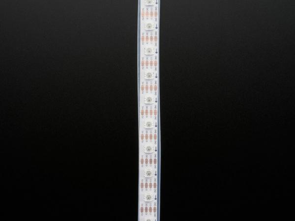 Adafruit DotStar Dijital LED Şerit - Beyaz 60 LED/ Metre Başında 1m - Thumbnail