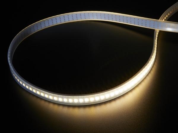 - Adafruit DotStar LED Şerit - Sıcak Beyaz - 144 LED - 3000K - 1m