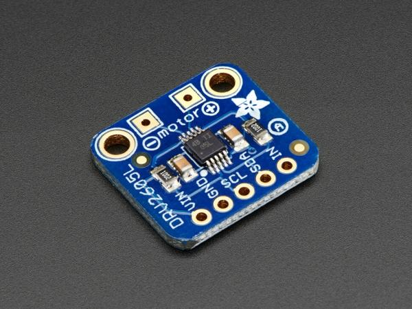 Adafruit - Adafruit DRV2605L Haptik Motor Kontrolörü