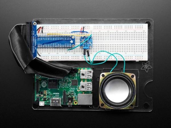 Adafruit I2S 3W D Sınıfı Amplifikatör Breakout - MAX98357A - Thumbnail