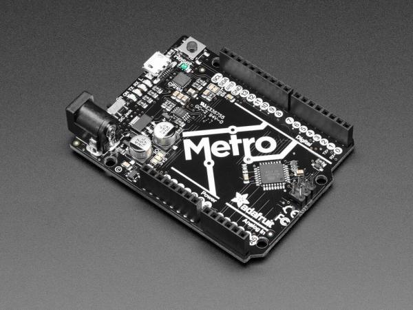 Adafruit - Adafruit METRO 328 - Arduino Uyumlu - (Headers - ATmega328)