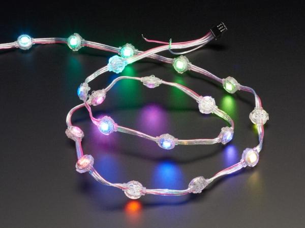 Adafruit - Adafruit NeoPixel LED Dots Strand - 2