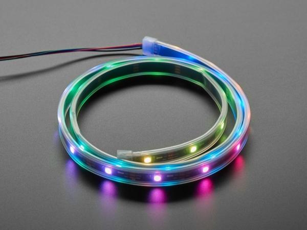 Adafruit - Adafruit NeoPixel LED Şerit 3-pin JST Konnektörlü - 1m
