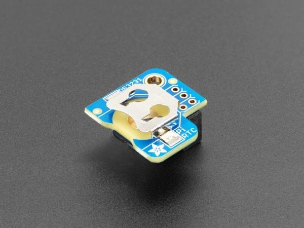 Adafruit - Adafruit Pi RTC - Raspberry Pi için Hassas DS3231 Gerçek Zamanlı Saat