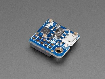 Adafruit Pi UART - Raspberry Pi için USB Konsol ve Güç Eklentisi