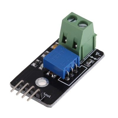 Akü Voltaj Sensörü