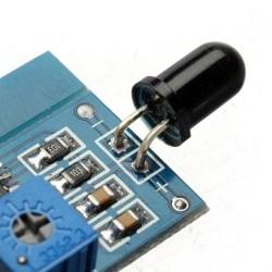 Alev ve Ateş Algılama Sensörü - Thumbnail