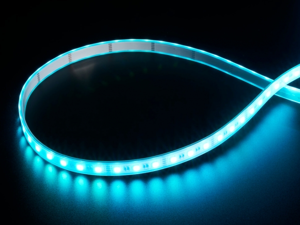 Analog RGBW LED Şerit - RGB Artı Soğuk Beyaz - 60 LED/m 1m - Thumbnail