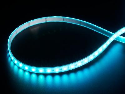 Analog RGBW LED Şerit - RGB Artı Soğuk Beyaz - 60 LED/m 1m